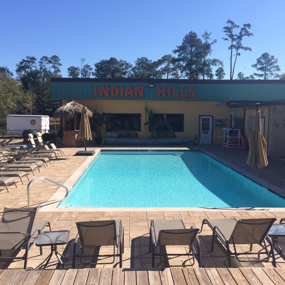 indian hills, louisiana, swimming pool