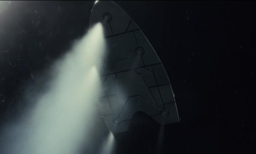 The iron in The Last Jedi