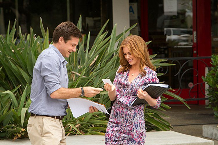 Isla Fisher as Rebel Alley on Arrested Development