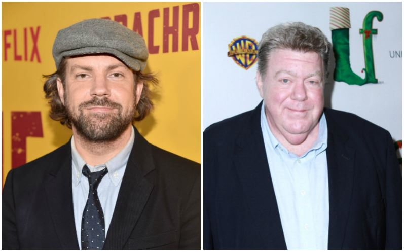 Jason Sudeikis and George Wendt composite