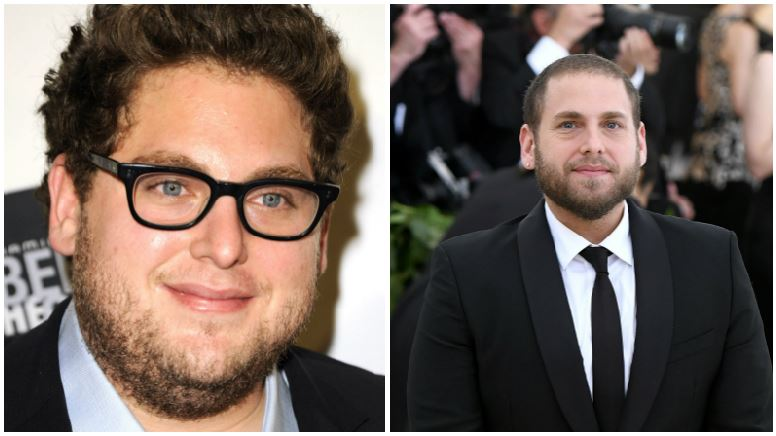 Jonah Hill composite image