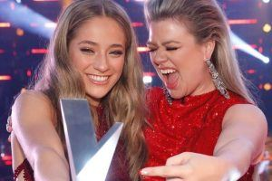 'The Voice' Season 14: How Kelly Clarkson Will Help Brynn Cartelli Even After the Show