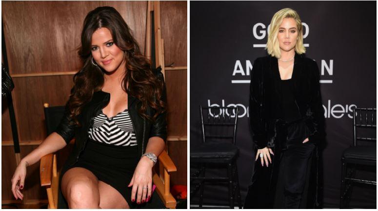 Khloé Kardashian composite image