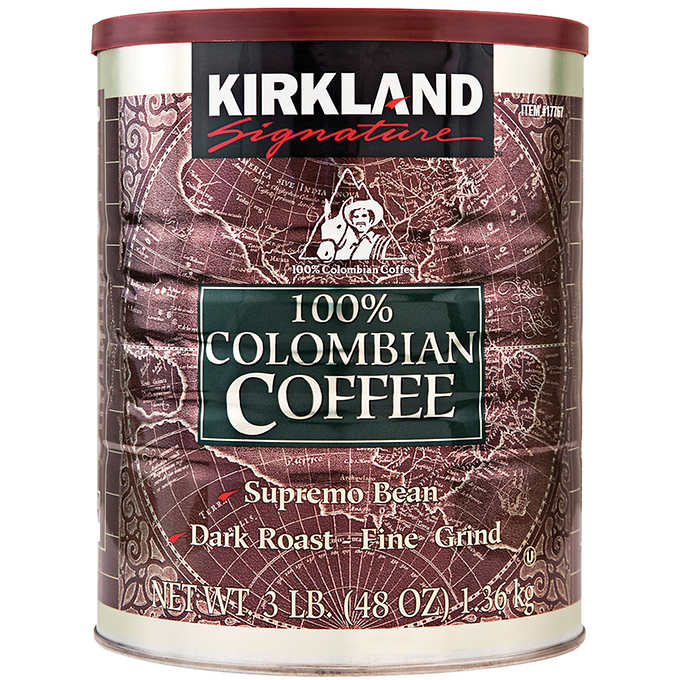 Kirkland Signature Coffee