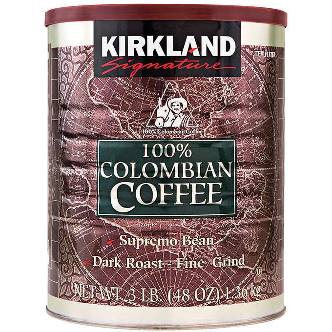 Kirkland Signature Coffee
