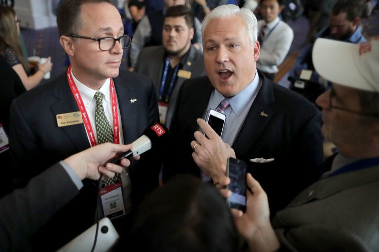 American Conservative Union Chairman Matt Schlapp