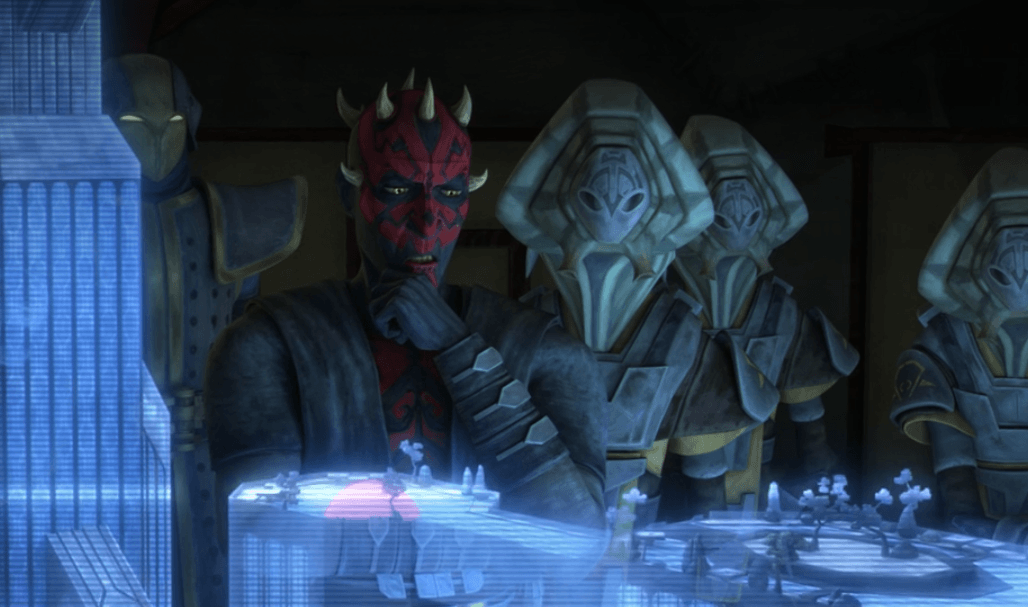 Maul's Shadow Collective
