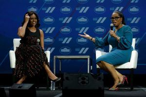 These Celebrities Are Good Friends With First Ladies