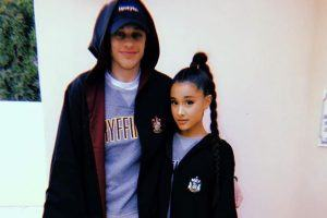 Most Adorable Social Media Moments Between Ariana Grande and Pete Davidson