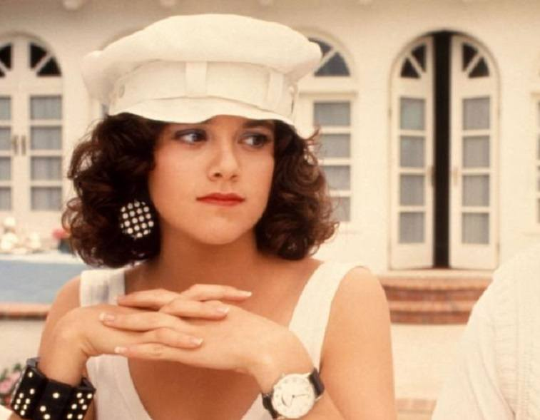 Rebecca Schaeffer in Scenes from the Class Struggle in Beverly Hills
