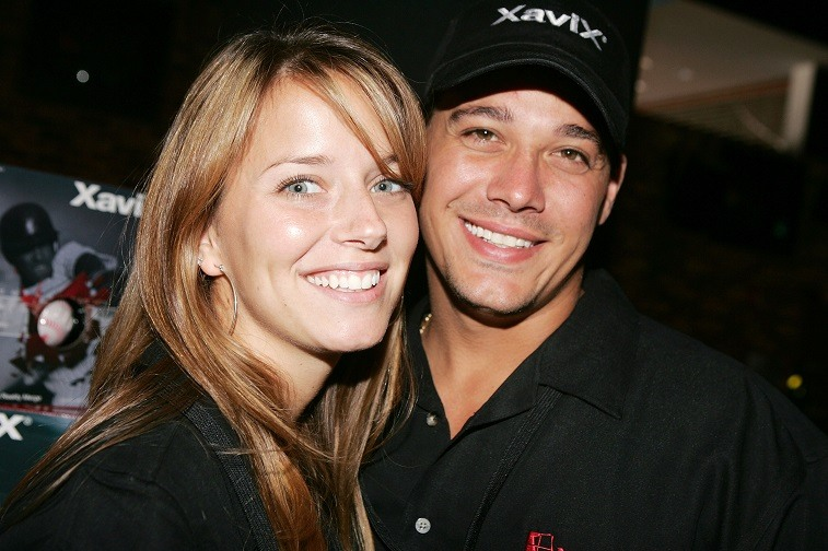 Rob Mariano and Amber Brkich