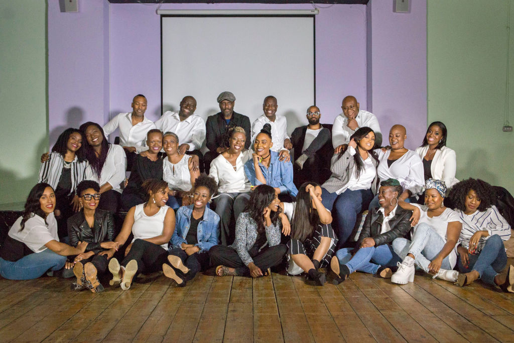 Members of the Kingdom Choir, who performed at the wedding of Prince Harry and Meghan Markle