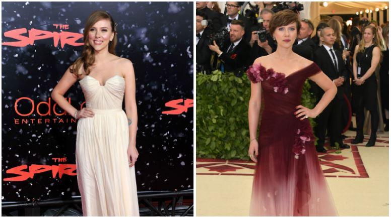 Scarlett Johansson composite