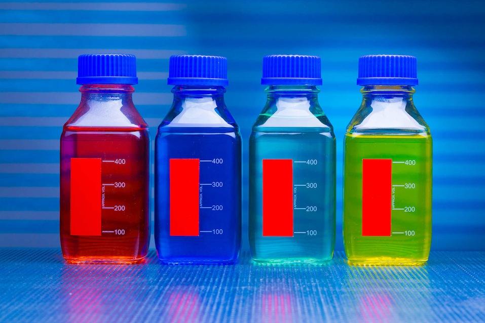 Artificial food color