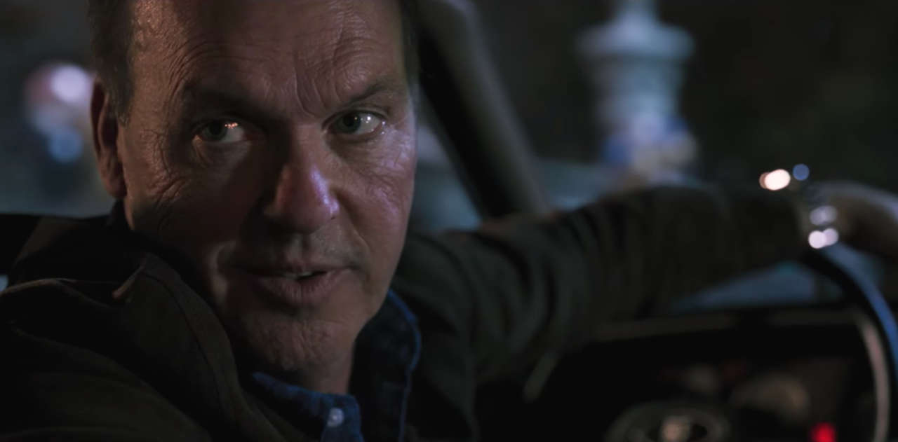 Michael Keaton as Adrian Toomes/Vulture in Spider-Man: Homecoming