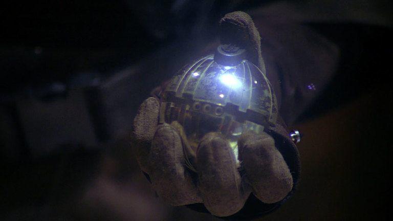 Thermal detonator in Star Wars