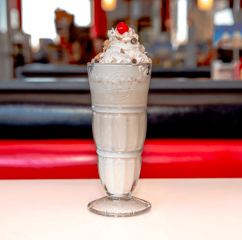 steak shake milkshake