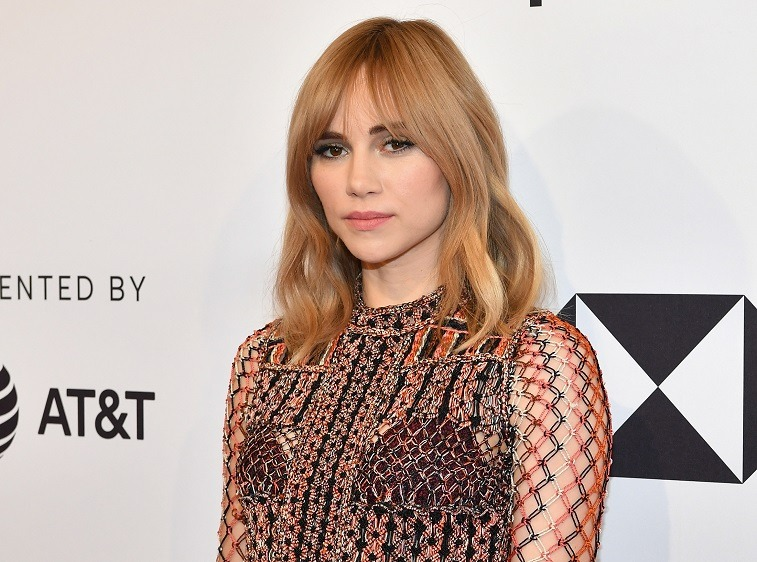 """Suki Waterhouse attends a screening of """"Jonathan"""" during the 2018 Tribeca Film Festival at SVA Theatre on April 21, 2018 in New York City."""