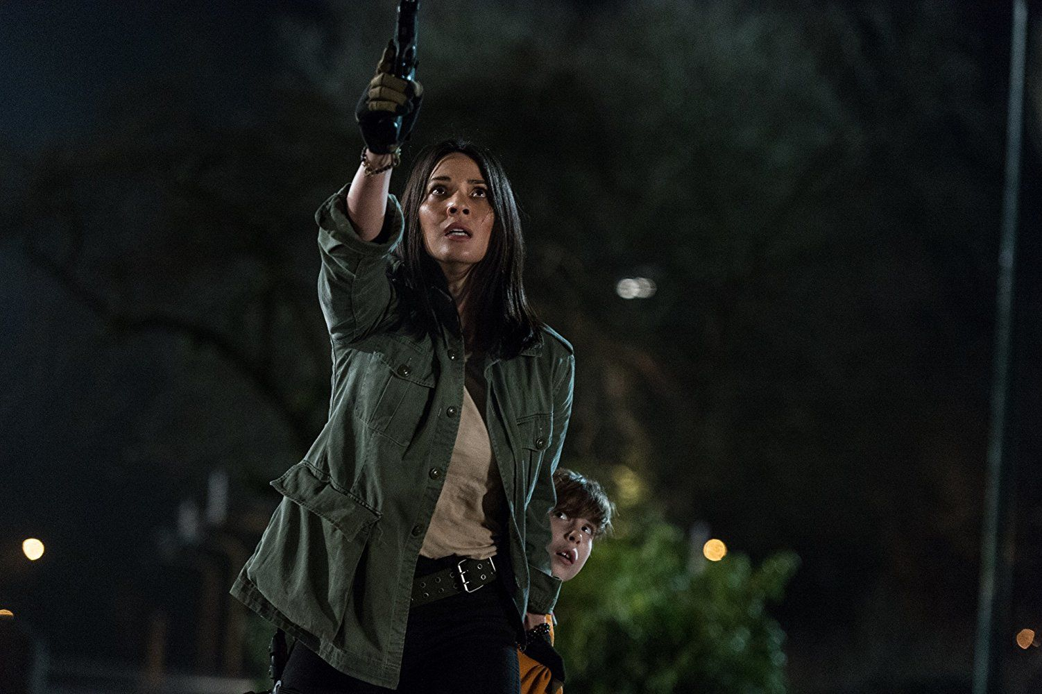 Olivia Munn in The Predator