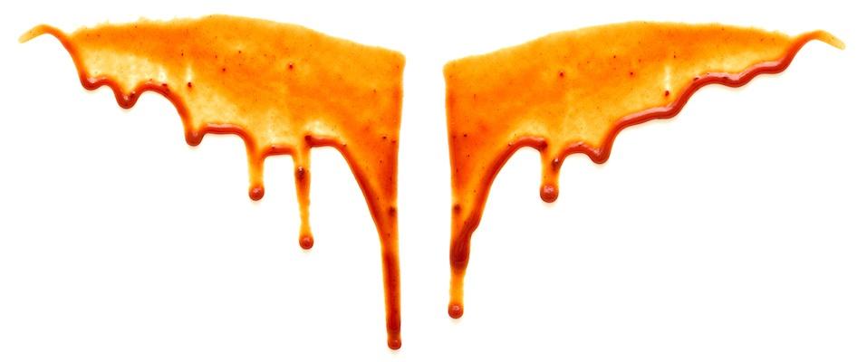 Tomatto stains