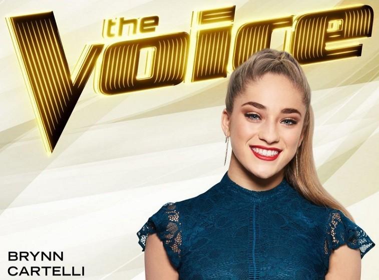 """""""Walk My Way"""" The Voice single by Brynn Cartelli"""