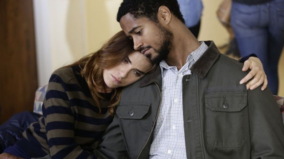 Wes and Laurel on How to Get Away with Murder