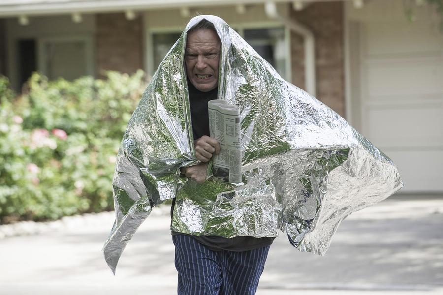 Michael McKean as Chuck Thurber - Better Call Saul _ Season 1, Episode 4 - Photo Credit: Lewis Jacobs/AMC