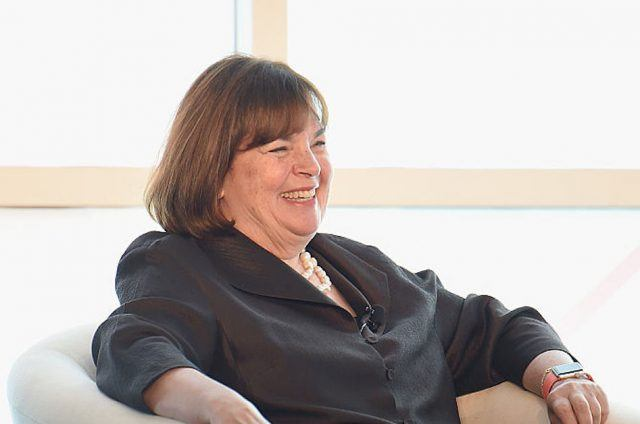 Barefoot Contessa host Ina Garten takes part in the 2015 Forbes Women's Summit
