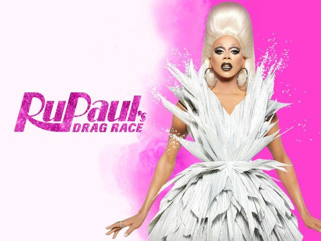 A British Version Of RuPaul's Drag Race Is Coming To The UK