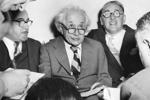 Newly Published Einstein Diary Reveals a Disturbing Fact