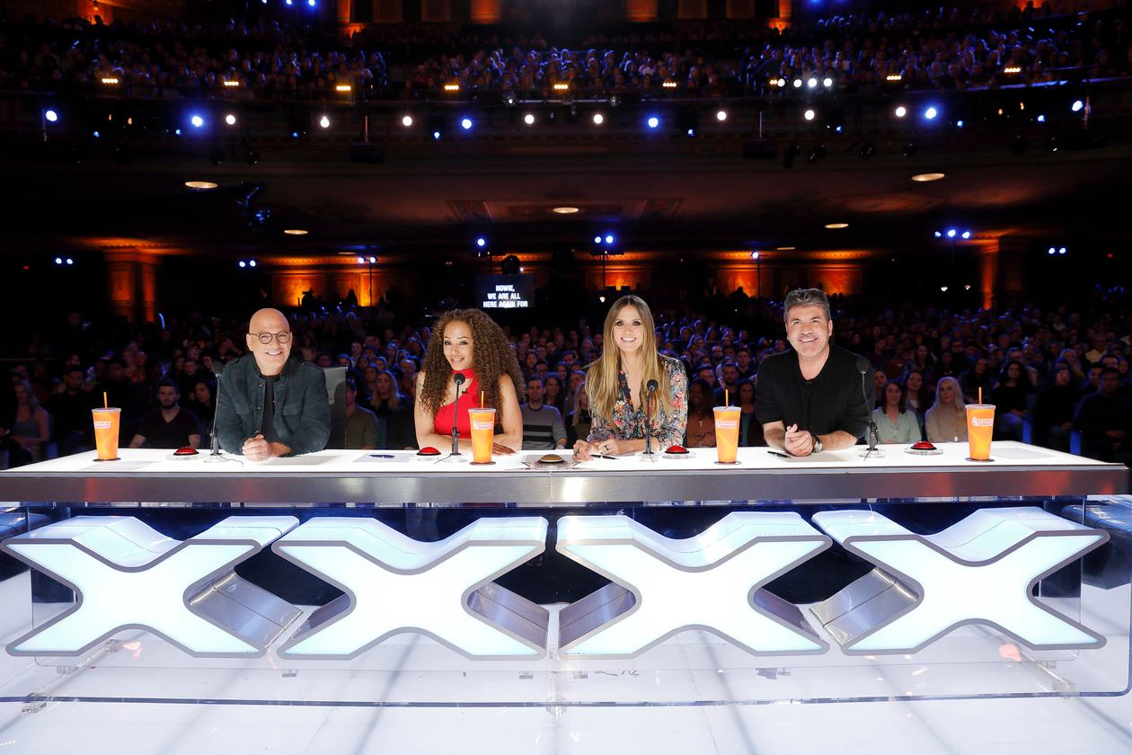 'America's Got Talent' judges