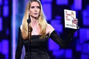 Ann Coulter Calls Immigrant Children 'Actors' and Says She Hopes Donald Trump Doesn't Fall For It