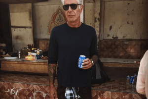 You Won't Believe the Incredibly Sweet Thing Anthony Bourdain's Daughter Did Days After His Death