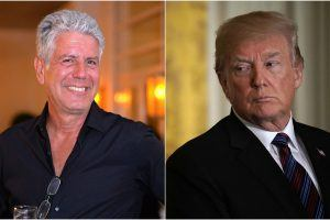 Here's How Anthony Bourdain Really Felt About President Donald Trump