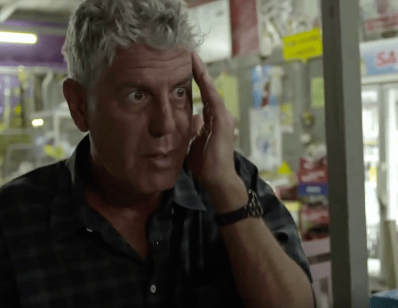 Anthony Bourdain drunken noodles
