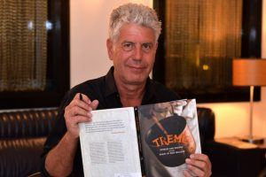 Anthony Bourdain Once Struggled With Addiction, and His Comments About It Are Revealing