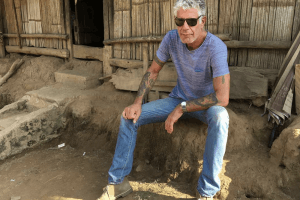 15 Things You Probably Didn't Know About Anthony Bourdain