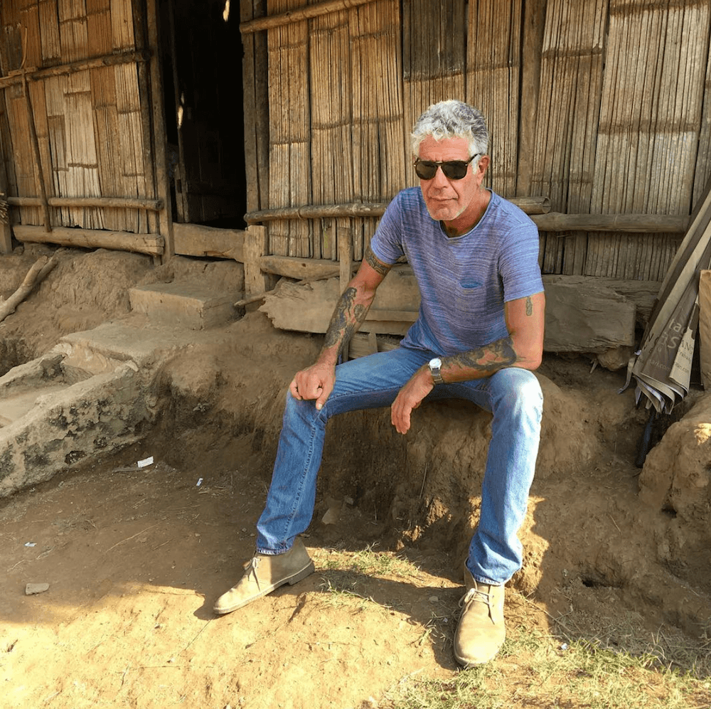 15 Things You Probably Didn T Know About Anthony Bourdain
