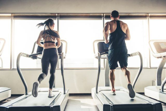 working out with keto diet
