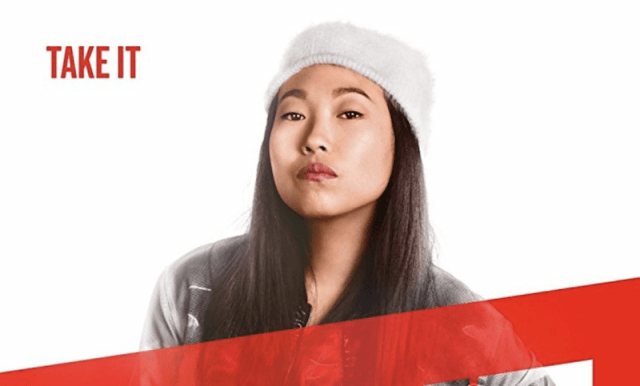 Awkwafina in a promo photo for 'Ocean's 8'.
