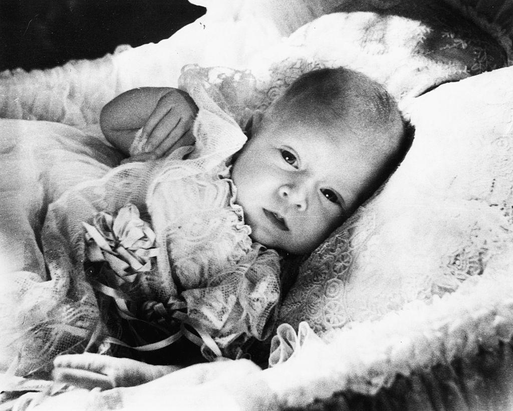 Baby Prince Charles