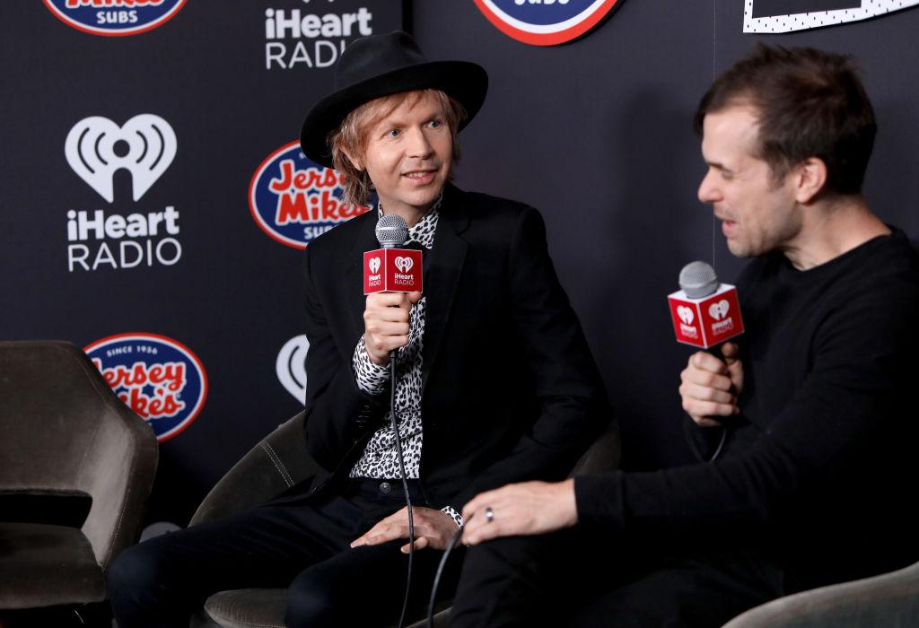 iHeart Radio hosts Beck