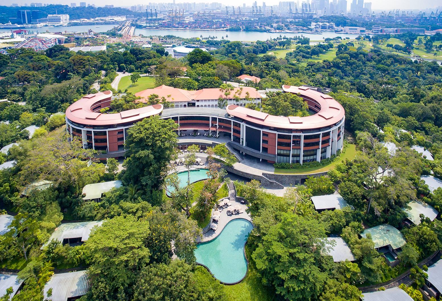Capella Singapore Sentosa Island