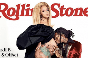 Cardi B And Other Celebrities Who Got Really Honest About Being New Parents