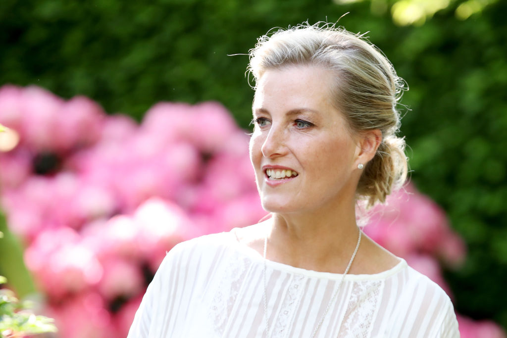 Sophie, Countess of Wessex attends the Chelsea Flower Show 2018