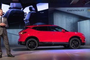 How the 2019 Chevrolet Blazer Compares to Recent Revivals by Ford and GM