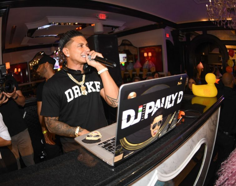 DJ Pauly D is from New Jersey, where people spend freely on their holiday shopping.
