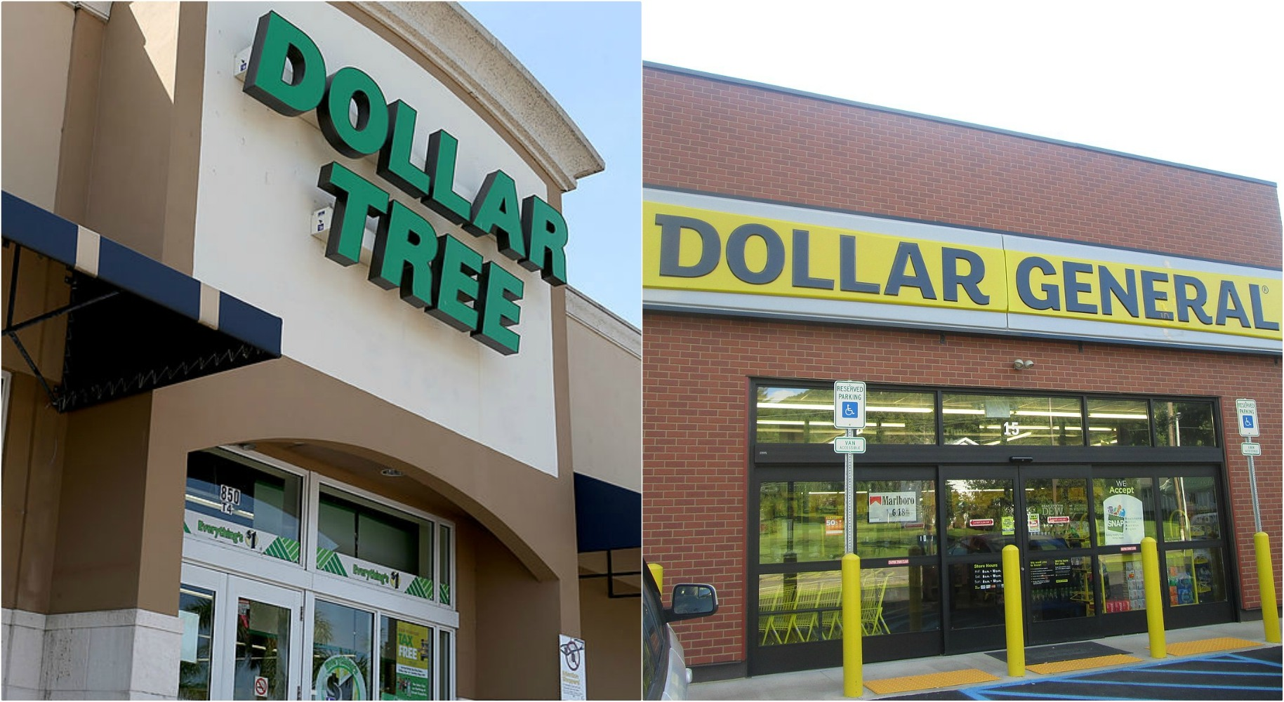 Dollar Tree vs  Dollar General: The Store With the Better Values May