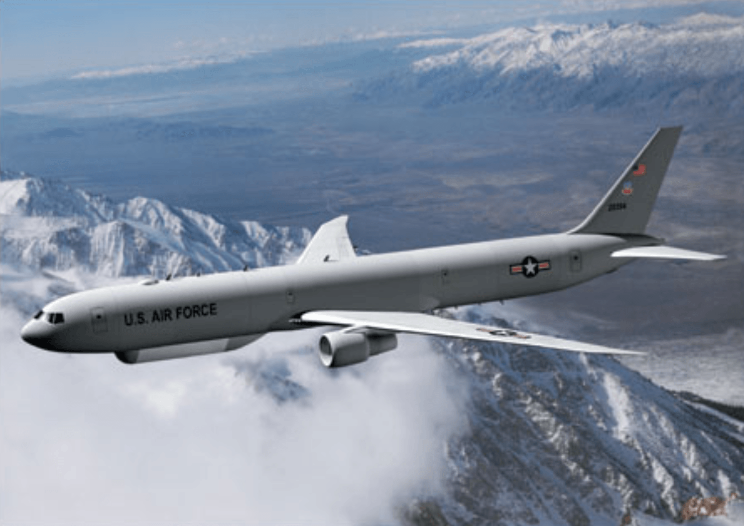 E-10 Multi-sensor Command and Control Aircraft