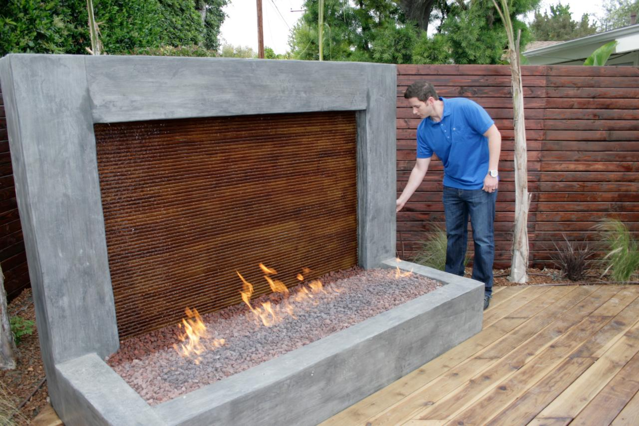 Flip or Flop fire feature